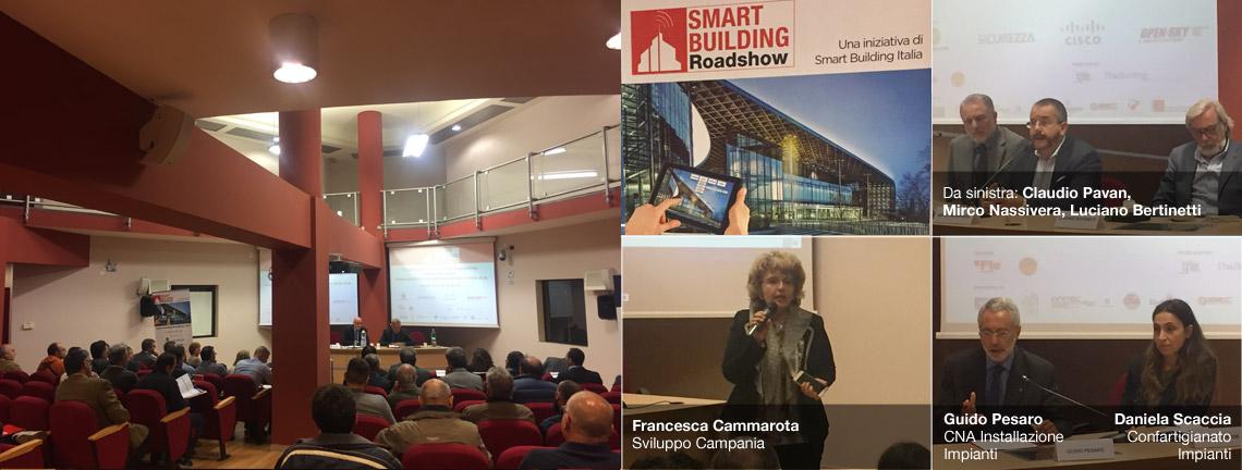 Smart Building Roadshow Napoli