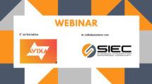 Il programma di webinar di SIEC e AVIXA