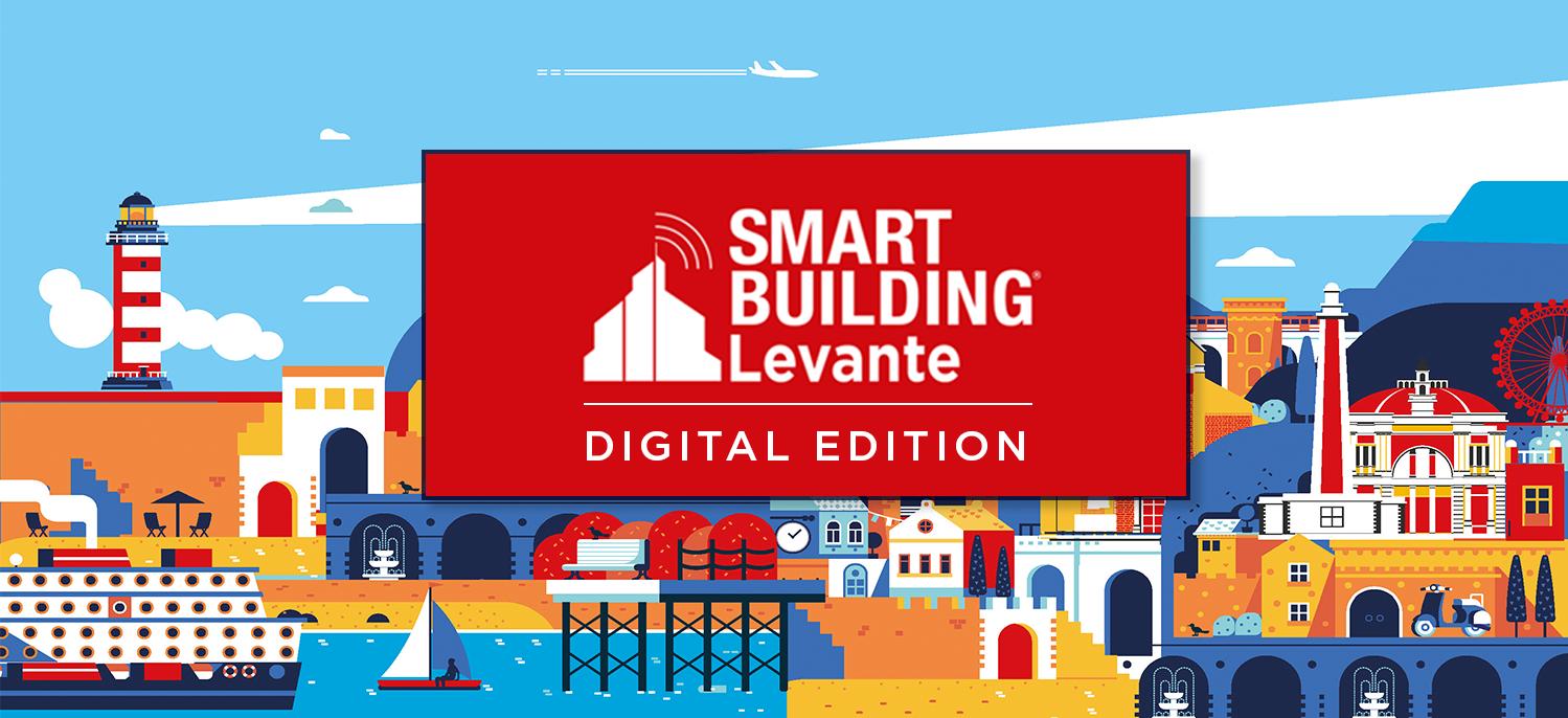 Smart Building Levante nel nuovo padiglione